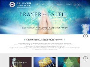 RCCG Jesus House NY