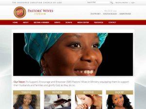 Pastors' Wives Forum