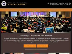 RCCG North America, Women in Ministry