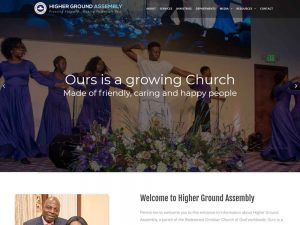 RCCG Higher Ground Assembly