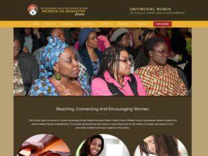 Women in Ministry Canada